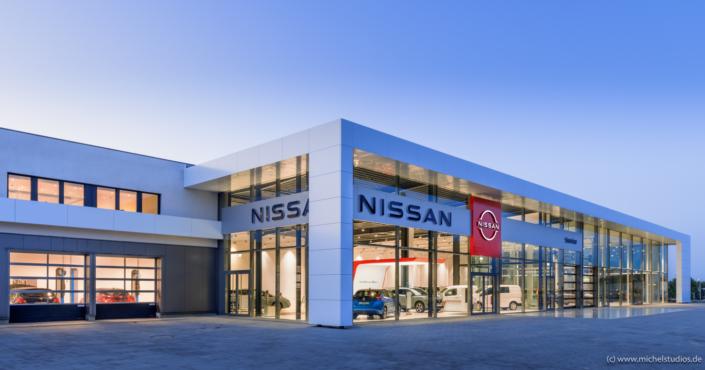 Nissan Autohaus in Mülheim